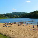 Gites Arc-en-France lac de Chateauneuf