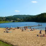 Gites Arc-en-France lake of Chateauneuf