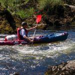 Gites Arc-en-France Kayaking on the Vienne