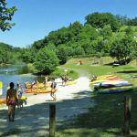 Gites France Limousin canoeing Uzerche