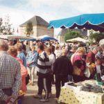 Gites Frankrijk Limousin Markt inTreignac