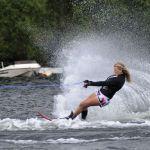 Gites Arc-en-France - water ski
