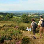 Hiking, le Mont Gargan Limousin