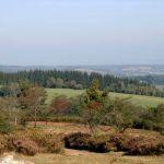 Wandelen uitzicht Limousin