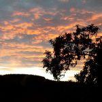 Gites Limousin sunset